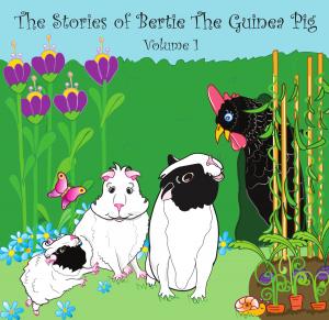 Bertie Guinea Pig audio books volume 1